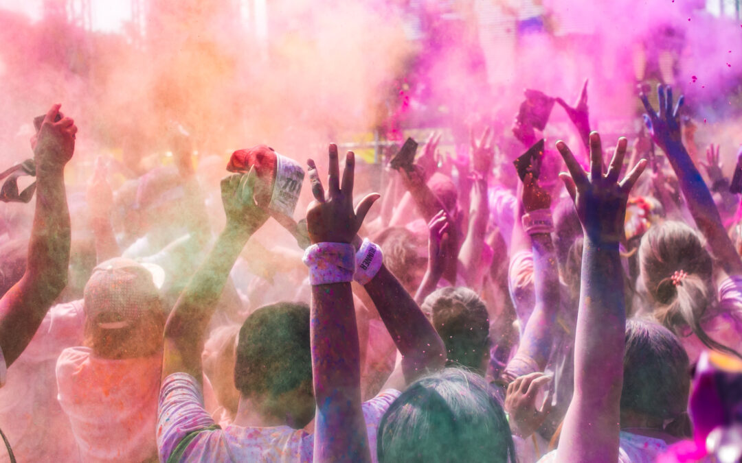 Color Run contre le Cancer