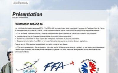 Cmultiserv partenaire du Centre départemental d'initiation Aéronautique