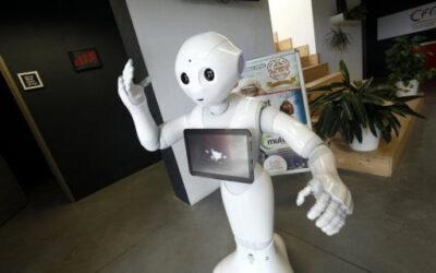 L'Indépendant : Le Robot Humanoïde Pepper